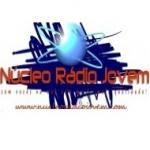Logo da emissora Núcleo Rádio Jovem
