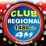 Logo da emissora Rádio Club Regional 1480 AM