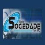 Logo da emissora R�dio Sociedade 970 AM