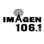 Logo da emissora Radio Imagen 106.1 FM