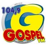 Logo da emissora Rádio Gospel 104.9 FM