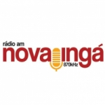 Logo da emissora R�dio Casa Nova 104.9 FM