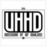 Logo da emissora Rádio UHHD
