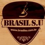 Logo da emissora Brasil S.U