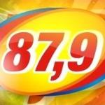 Logo da emissora R�dio Itapu� 87.9 FM
