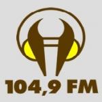 Logo da emissora Rádio Parque do Vaqueiro 104.9 FM