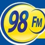 Logo da emissora R�dio Nuporanga 98.1 FM