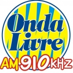 Logo da emissora R�dio Onda Livre 910 AM
