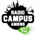 Logo da emissora Radio Campus Amiens 87.7 FM