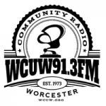 Logo da emissora Radio WCUW 91.3 FM