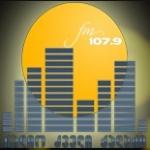 Logo da emissora Radio DK Dzveli Kalaki 107.9 FM