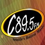 Logo da emissora KNHC C89.5 FM
