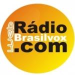 Logo da emissora Rádio Brasilvox