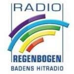 Logo da emissora Regenbogen 102.8 FM