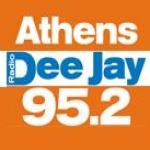 Logo da emissora Radio Athens Deejay 95.2 FM
