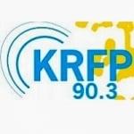 Logo da emissora Radio KRFP 90.3 FM