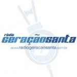 Logo da emissora R�dioweb Gera��o Santa