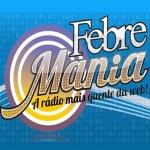 Logo da emissora Febre Mania