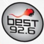 Logo da emissora Radio Best 92.6 FM