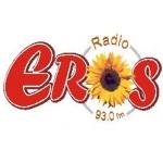 Logo da emissora Radio Eros 93 FM