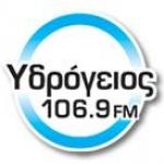 Logo da emissora Radio Hydrogeios 106.9 FM
