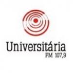 Logo da emissora R�dio Universit�ria 107.9 FM