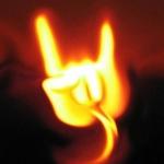 Logo da emissora R�dio Rock OnLine