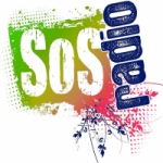Logo da emissora Radio KSQS 91.7 FM