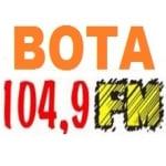 Logo da emissora Rádio Bota 104.9 FM