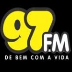 Logo da emissora R�dio Frutal 97 FM