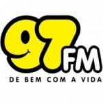 Logo da emissora Rádio Frutal 97 FM