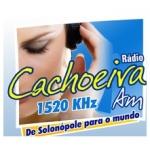Logo da emissora R�dio Cachoeira 1520 AM