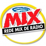Logo da emissora R�dio Mix 102.1 FM