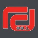 Logo da emissora Radio Drama 99.1 FM