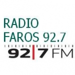 Logo da emissora Radio Faros 91.8 FM