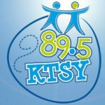 Logo da emissora Radio KTSY 89.5 FM