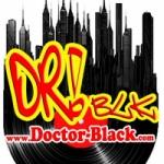 Logo da emissora Web R�dio Doctor Black