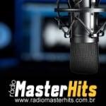Logo da emissora Rádio Master Hits