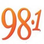 Logo da emissora R�dio Positiva 98.1 FM