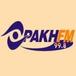 Logo da emissora Radio Thraki 99.8 FM