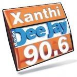 Logo da emissora Radio Xanthi Deejay 90.6 FM
