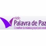 Logo da emissora Rádio Palavra de Paz