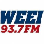 Logo da emissora Radio WEEI 93.7 FM