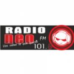Logo da emissora Radio Neo 101.5 FM