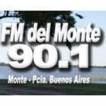 Logo da emissora Radio Del Monte 90.1 FM