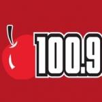 Logo da emissora Radio KARY Cherry 100.9 FM