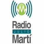 Logo da emissora Rádio Julio Martí 102.3 FM