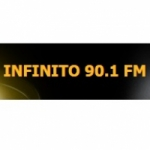 Logo da emissora Radio Infinito 90.1 FM