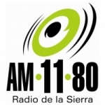 Logo da emissora Radio De La Sierra 1180 AM
