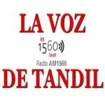 Logo da emissora Radio La Voz 1560 AM